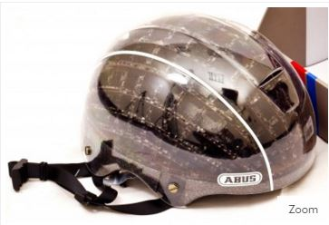 Kranium cycle helmet