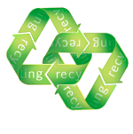Polyprint for polythene recycling