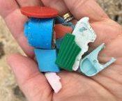 Plastic pollution!