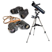 Binoculars, Telescopes